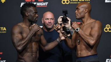 UFC Vegas 12: Anderson Silva-Uriah Hall preview, pick