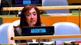 Argentina cosechó respaldó internacional en su pedido ante la ONU por las Malvinas - Diario Hoy En la noticia