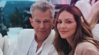 Katharine McPhee Seemingly Confirms That She's Expecting First Child With David Foster