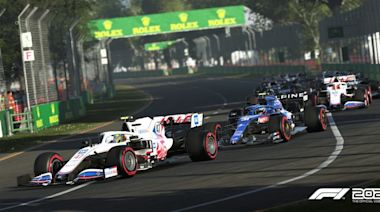 逐步晉級、角逐頒獎台!《F1 2021》已準備好在次世代主機首度亮相
