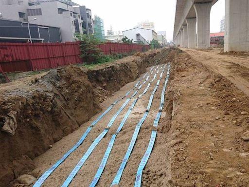 穩定台中供水!闢綠空廊道備援送水管 70多萬戶受惠