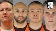 Derek Chauvin, 3 ex-cops indicted for violating George Floyd's civil rights