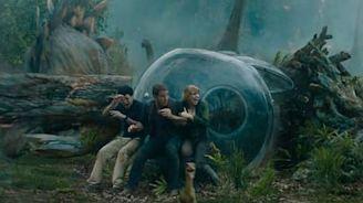 'Jurassic World: Fallen Kingdom' Roars to $15.3 Million at Thursday Box Office