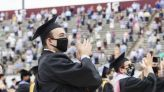 UMass Amherst chancellor praises graduates for persevering through year's struggles - The Boston Globe
