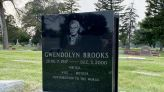 As first victim of Chicago's 1919 race riots finally receives a grave marker, here's a look at other notable people buried in Lincoln Cemetery