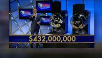New Yorker wins $432 million lottery