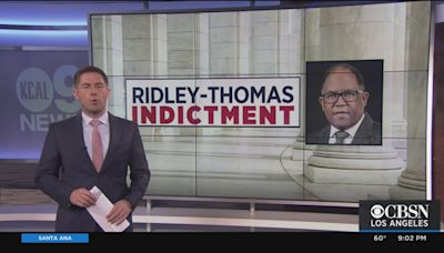Councilman Mark Ridley-Thomas faces indictment charges and possible suspension