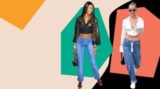 Low-Rise Jeans Are Coming Back—and That's OK