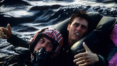 Anthony Edwards relives Goose's 'wonderfully tragic' death in 'Top Gun'
