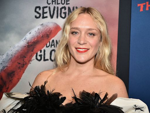 Chloe Sevigny experienced 'super-heightened anxiety attack' at prospect of giving birth alone