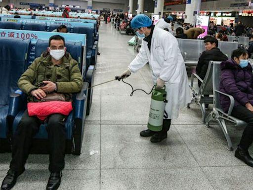 中國江西現復陽病例 密切接觸者活動軌跡公布
