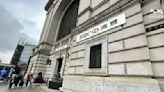 中美脫鉤 滙豐退出美國 紐約客戶排隊取財物