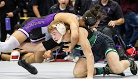 12 Stanislaus District wrestlers win individual titles at section's Masters Meet