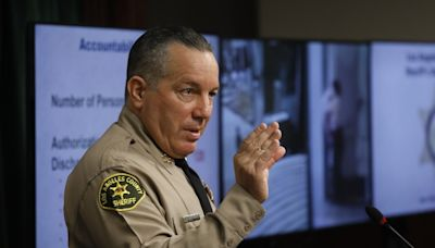 L.A. County sheriff's unit accused of targeting political enemies, vocal critics