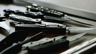 Knife and weapon possession offences at highest level in eight years in England and Wales, new figures show