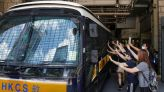 Trial of first person charged under Hong Kong security law