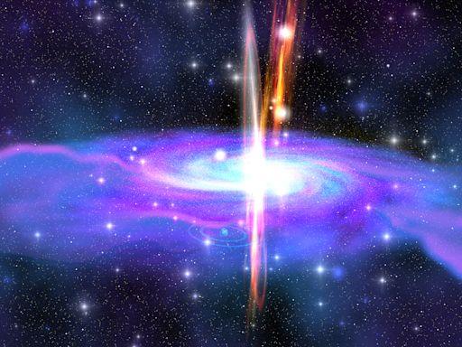宇宙中為何瀰漫著伽馬射線?科學家解謎團