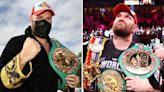 Fury breaks the 'Versace robe curse' with Wilder KO after McGregor loss