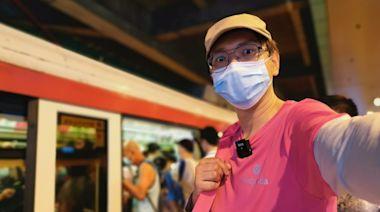 陸頌雄做半日外賣仔賺不足最低工資 稱從來無用過外賣APP - 香港經濟日報 - TOPick - 新聞 - 政治