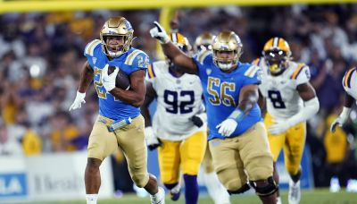 No. 13 UCLA trying to avoid another upset by Fresno State