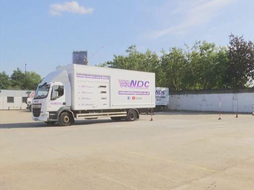 英國向外國貨車司機發放工作簽證 紓緩供應鏈壓力