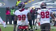 Buccaneers best defensive plays vs. Rodgers during NFC Championship Game