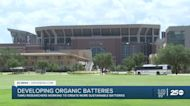 Texas A&M researchers working to develop organic metal-free batteries