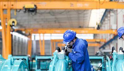 大陸第三季GDP年增率 意外跌破5% - 工商時報