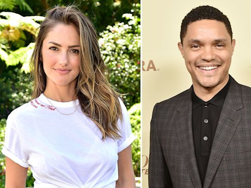 Trevor Noah & Minka Kelly 'Making Plans for a Future Together' as He Buys $27.5M Mansion: Source