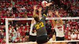 No. 12 Nebraska volleyball takes down Iowa in 3-0 sweep