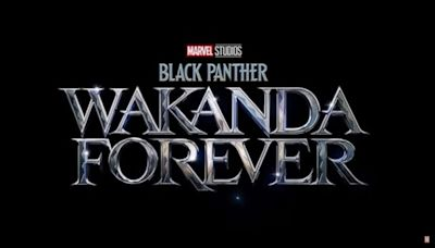 Marvel reveals 1st look of 'Eternals' and 'Black Panther 2' title
