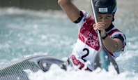 Today at the Olympics: Mallory Franklin grabs canoe slalom silver for GB