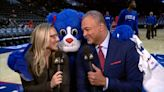 Kate Scott kicks off tenure as Sixers' new play-by-play broadcaster