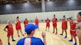 La Selección de baloncesto femenino se prepara para su histórico debut ante China, un rival que presenta un reto de altura