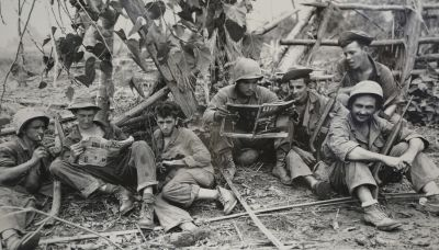 WWII jungle fighting unit approved for congressional medal