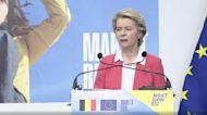 EU's Von Der Leyen Condemns Hungary LGBT Law