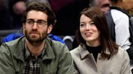 Emma Stone & Husband Dave McCary Pose In Rare Photos While On Date Night At Baseball Game