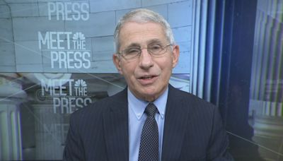 Fauci: Weeks, not months before new vaccines are submitted for approval