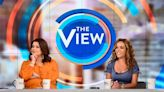 'The View' pulls 2 hosts off the air over positive Covid tests, minutes before interview with Vice President Harris