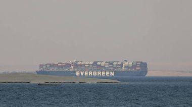 埃及法院維持裁決 長賜輪仍無法離開蘇伊士運河 - 自由財經
