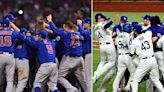Cubs, Dodgers: Two World Series championships passing in the night