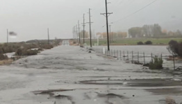 West Coast Storm System Causes Flash Floods Across Northern California