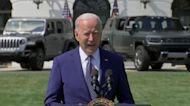 Biden Remembers AFL-CIO Leader Rich Trumka