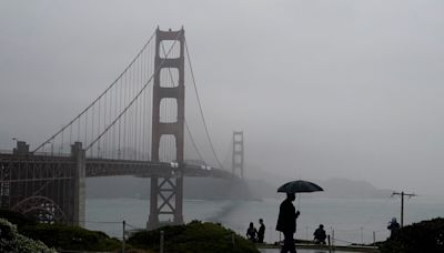 'Too fast, too furious': Bomb cyclone, atmospheric river pound California with heavy rain, flooding
