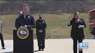 Gov. Newsom Signing Wildfire Prevention Bill