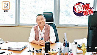 掌管TVB認「蠢」但無悔 曾志偉急搵接班人:愈快離開成功感愈大