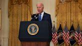 Biden Expects Congress to Approve Spending, Infrastructure Bills