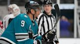 Report: Sharks' Evander Kane accused of using fake vaccination card