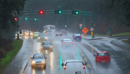 Atmospheric river supercharges multi-day rainfall amounts in B.C.