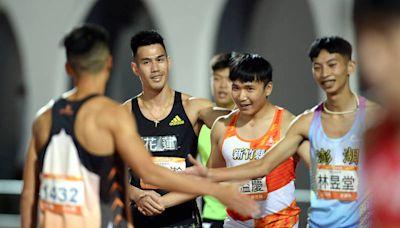「台灣最速男」楊俊瀚還是最強 100公尺四連霸、9金入袋
